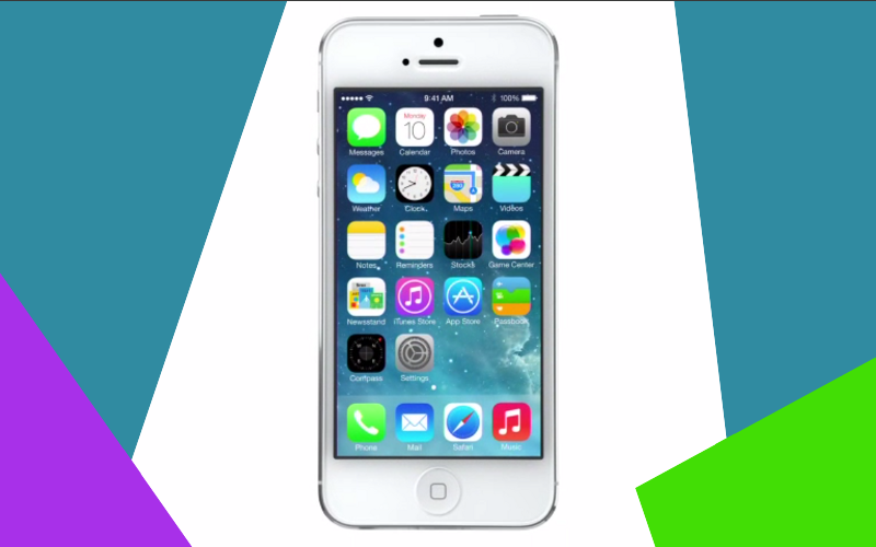 iOS 7, iPhone iOS 7, New iPhone design