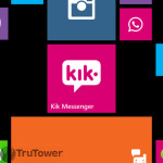 Kik Messenger Surpasses BlackBerry Messenger Registered User Count With 80 Million Users