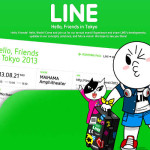 "LINE Holding Annual ""Hello, Friends in Tokyo 2013"" Event on August 21"