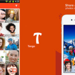 Tango With Friends Nearby, Create a Profile On Android, iOS With Latest Major Update