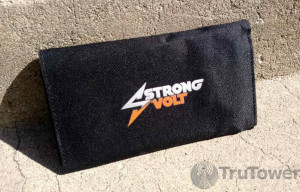 StrongVolt 7 Portable Solar Charger Review: Charge Your Smartphone or Tablet on the Go