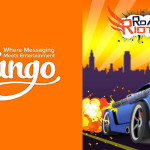 "Tango Launches ""Road Riot For Tango"" Game On Its Mobile Messaging Platform, More Games on the Way"