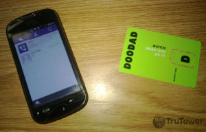Viber and DOODAD: A Combination to End High International Roaming Costs and Bill Shock