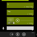 WhatsApp for Windows Phone Gets A Little More Love in Latest Update