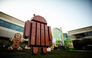 KitKat Now Makes Up 20 Percent of Android Devices According to Latest Android Developers Chart