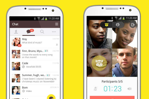 KakaoTalk Could Be Adding News Content To Its Messaging Application