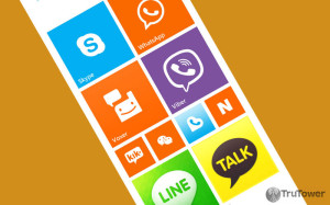 VoIP apps, Messaging app, Push to talk walkie talkie