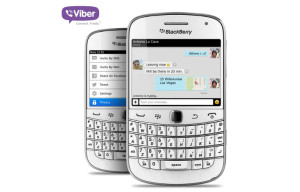 Viber Pushes Improvements Out to Legacy BlackBerry Devices, Including Twitter Photo Sharing