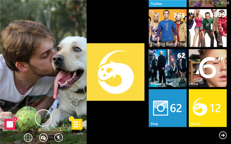 Want To Snapchat On Your Windows Phone Give Rudy Huyn S