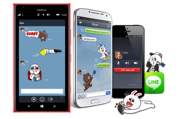 LINE Application Exceeds 330 Million Registered Users, But How Many Are Active?