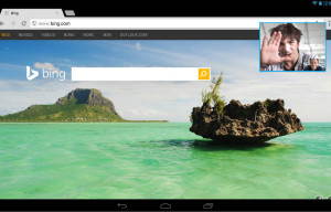 Skype Kicks Things Up a Notch for Android Tablet Users by Adding Picture-in-Picture