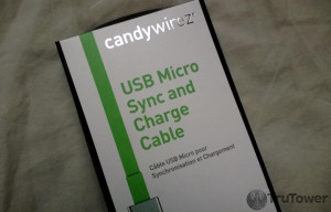 Review: CandyWirez USB Micro Sync and Charge Cable Keeps You Connected Within Five Feet