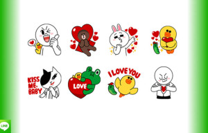 LINE Offering Limited Edition Stickers to iOS and Android Users Who Install LINE Camera