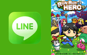 LINE RunRun Hero Game Immerses Players in a Pixelated World, Old-School RPG Style