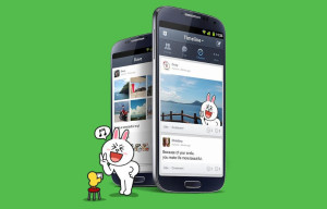 LINE Update Brings a Smorgasbord of Changes to Google's Mobile OS; iOS Gets An Update, Too