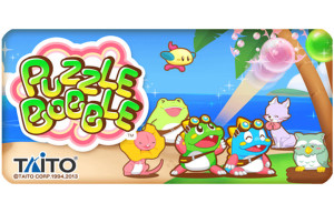 Bubble-Popping Game Puzzle Bobble Now Available on LINE App for iOS and Android