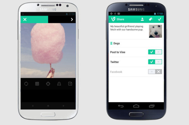 """Latest Vine Update Fixes Camera Issue Affecting """"Some"""" Samsung Galaxy S 4 Devices"""