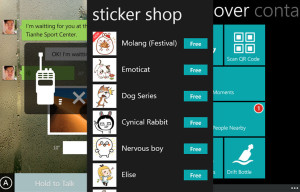 WeChat Rolls Out Animated Sticker Support to Windows Phone