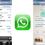 WhatsApp Releases New iOS 7 Interface for iPhone, iPad, and iPod Touch