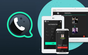 UppTalk, Calling apps for Android, free messaging apps