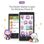 Viber Helps More People Stick Together With Launch of Sticker Shop on Windows Phone 8