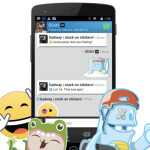 BBM File Transfer Limit Increased, WitH Stickers and Group Photo Sharing to Boot