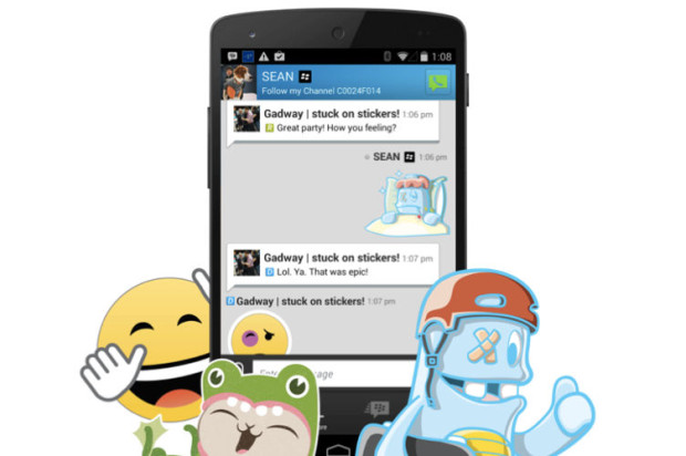 """BBM for Android and iOS Will Be Getting a """"More Native"""" UI Facelift"""