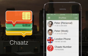 Chaatz Messaging Application Launches in iTunes App Store, Provides Multiple Profiles For Communication