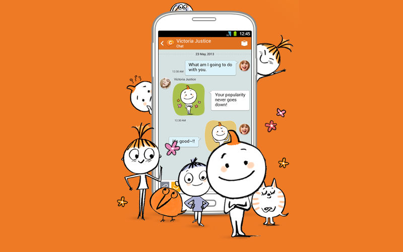 """Samsung Confirms ChatON Application Will """"Continue to be Offered to Consum..."""