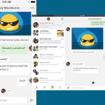 Google Wants to Hangout With New Stickers For iOS, Brings More Optimizations for iPad, iOS 7