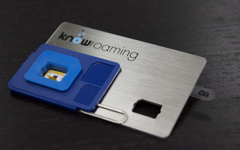 KnowRoaming Sticker Now on Sale, Takes a Daring Swing at Roaming-Induced Bill Sh...