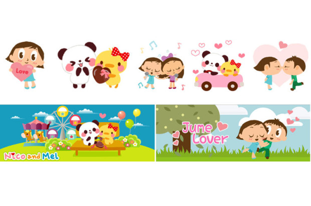 WeChat Wants You to Feel The Love This Valentine's Day With New Stickers