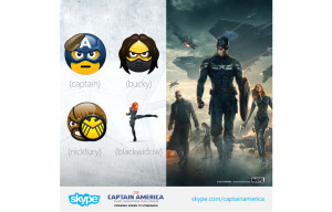 Skype European Vacation Sweepstakes Ending Soon, New Captain America Emoji Available