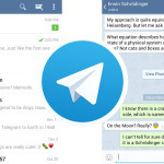 Telegram Messaging App Surpasses 35 Million Monthly Active User Milestone