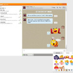 Move Over, Emoticons: Stickers Make the Leap to Nimbuzz for Desktop