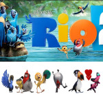 Rio 2 Stickers Based on the Movie from Blue Sky Studios Flap Their Way Onto WeChat