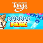 Weeby.co Messenger App Gaming Startup launches Bubble Pang, its first Tango Game