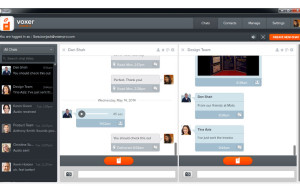 Voxer Launches on Windows Desktop, Bringing Real Time Communication to Windows Vista, 7, and 8