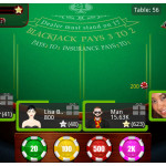 Over One Million Users Are Now Playing BlackJack Live for Tango. Are You?
