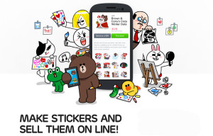 LINE Creator's Market Exceeds 36 Million Sticker Pack Sales With 270,000 Sticker Artists