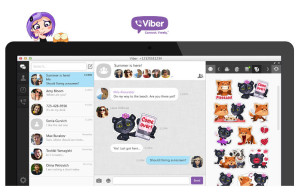 Viber Has 100 Million Concurrent Online Users, Gives Its Desktop App a Facelift