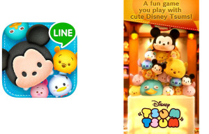 Disney Launches Its LINE Platform Game Tsum Tsum to a Global Audience