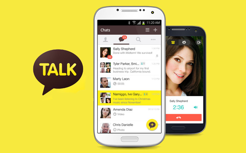 Beat the Heat With KakaoTalk's New Summer Story Theme, Now Available on An...