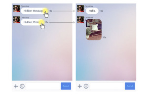 """LINE Releases Snapchat-Esk """"Hidden Chats"""" Time-Limited Messages Feature"""