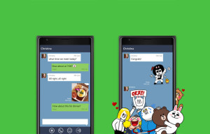 "LINE for Windows Phone Gains ""Partial"" Official Accounts Support, Ability to Send Multiple Images"