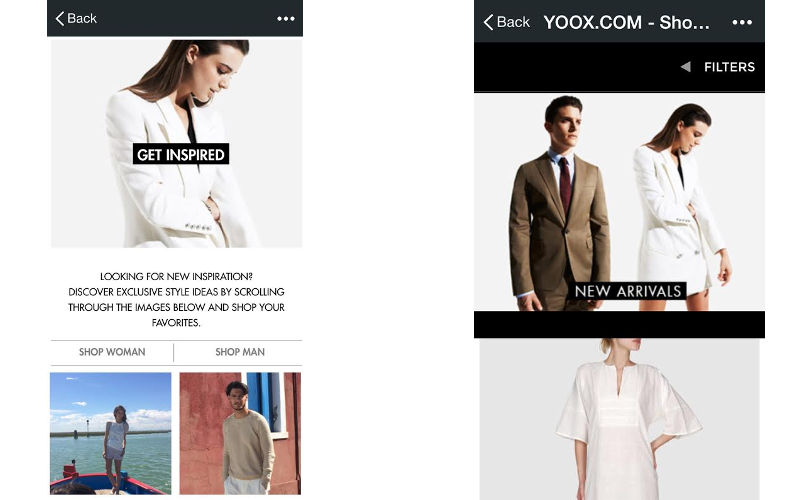 YOOX Group and WeChat Launch Global Partnership for Mobile Commerce and Social I...
