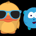 imo.im Launches Blu and Duck Duck Howey Stickers on Its Calling and Messaging Platform
