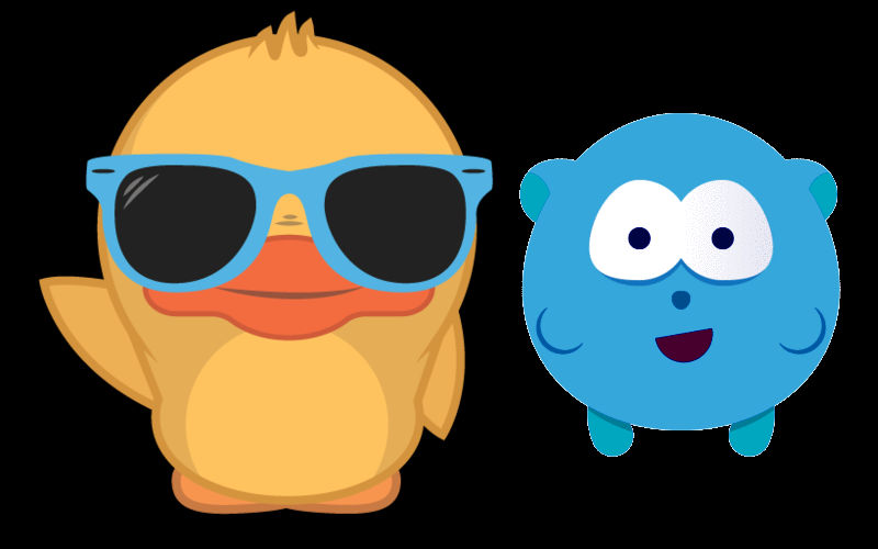 imo.im Launches Blu and Duck Duck Howey Stickers on Its Calling and Messaging Pl...
