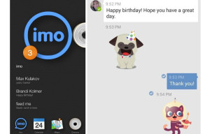 Animated Leo the Pug Sticker Set Now Available on the imo.im Messaging Platform