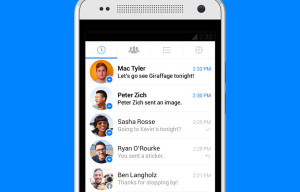 Facebook Messenger Crosses the 500 Million Downloads Threshold on Google Play Store